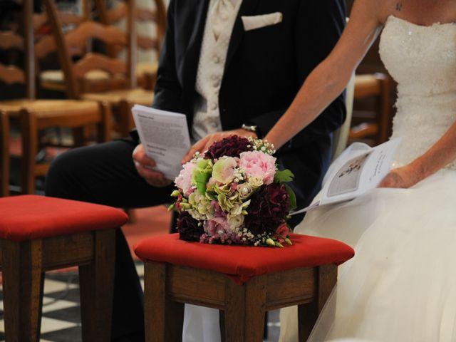 Le mariage de Eric et Sandrine à Bolleville, Seine-Maritime 11