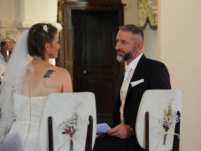 Le mariage de Eric et Sandrine à Bolleville, Seine-Maritime 12
