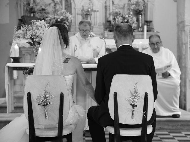 Le mariage de Eric et Sandrine à Bolleville, Seine-Maritime 13