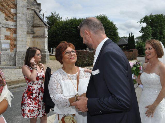 Le mariage de Eric et Sandrine à Bolleville, Seine-Maritime 19