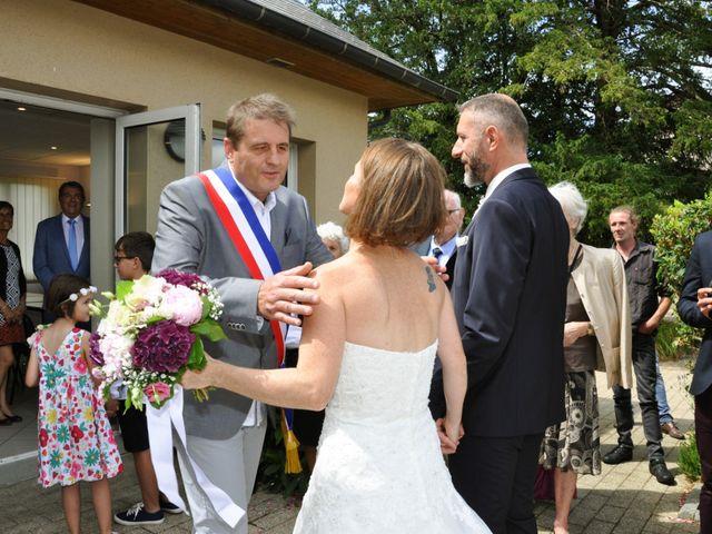 Le mariage de Eric et Sandrine à Bolleville, Seine-Maritime 20