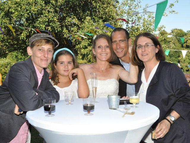 Le mariage de Eric et Sandrine à Bolleville, Seine-Maritime 32