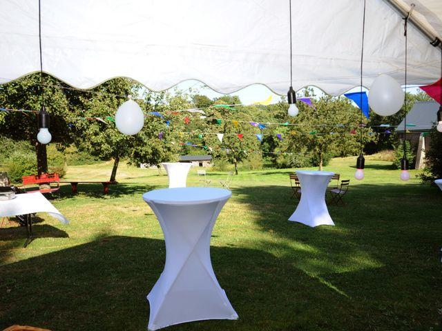Le mariage de Eric et Sandrine à Bolleville, Seine-Maritime 44