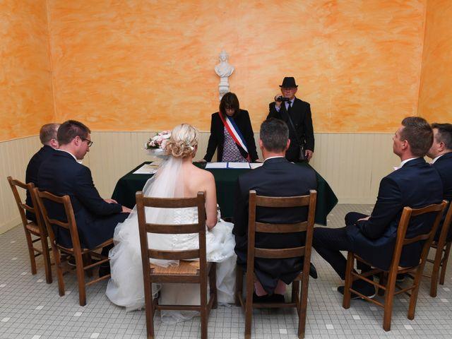 Le mariage de Thomas et Hélène à Montroy, Charente Maritime 20