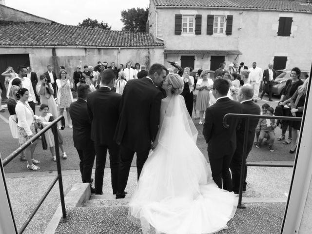 Le mariage de Thomas et Hélène à Montroy, Charente Maritime 21