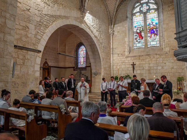 Le mariage de Thomas et Hélène à Montroy, Charente Maritime 26