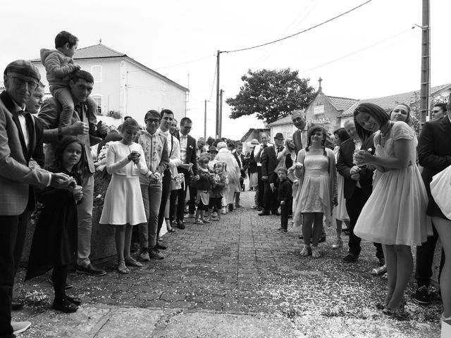 Le mariage de Thomas et Hélène à Montroy, Charente Maritime 30