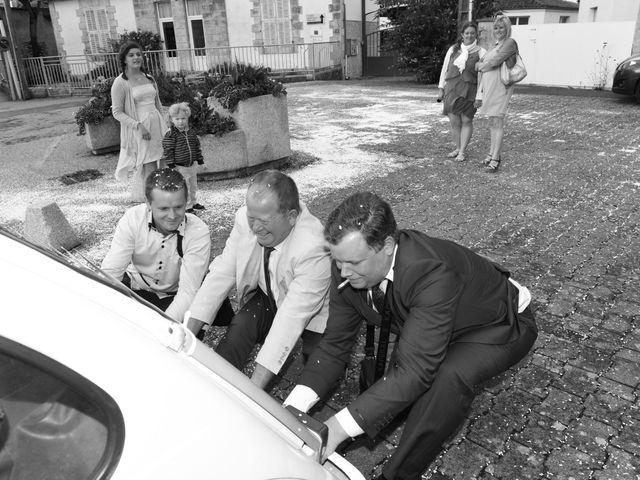 Le mariage de Thomas et Hélène à Montroy, Charente Maritime 34