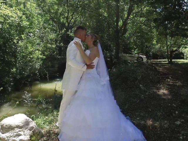 Le mariage de Julien et Hélène à Gréasque, Bouches-du-Rhône 8