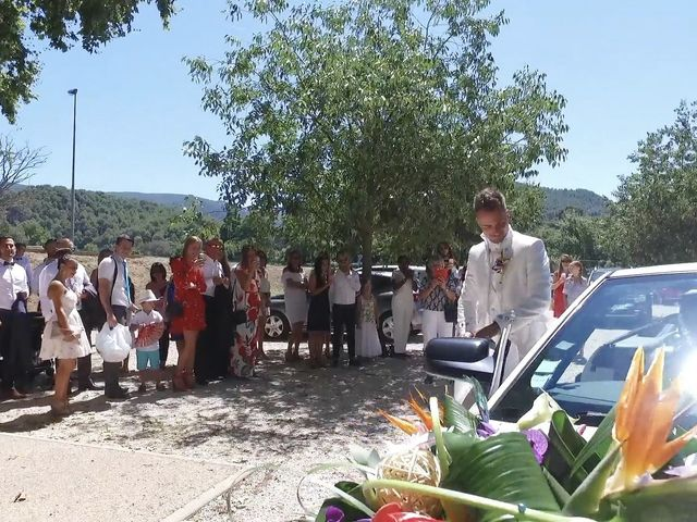 Le mariage de Julien et Hélène à Gréasque, Bouches-du-Rhône 10