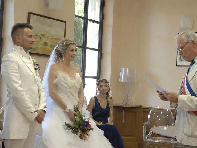 Le mariage de Julien et Hélène à Gréasque, Bouches-du-Rhône 16
