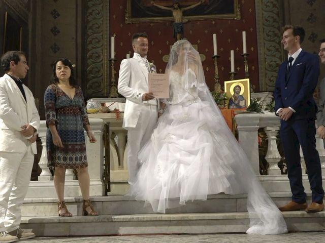 Le mariage de Julien et Hélène à Gréasque, Bouches-du-Rhône 25