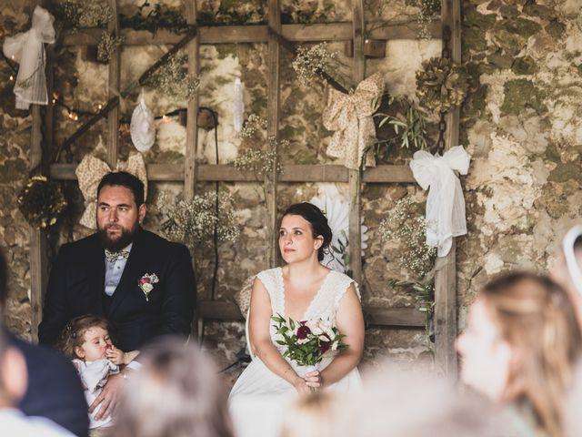 Le mariage de Guillaume et Morgane à Les Molières, Essonne 16