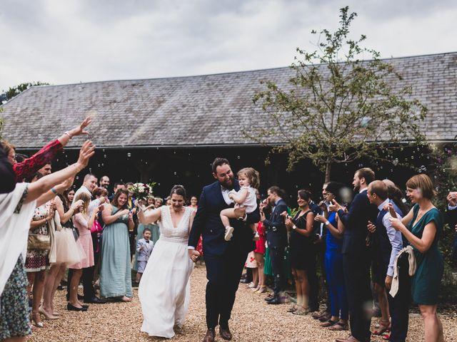 Le mariage de Morgane et Guillaume