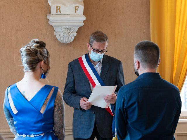 Le mariage de Etienne et Chrystel à Marcillac-Vallon, Aveyron 1