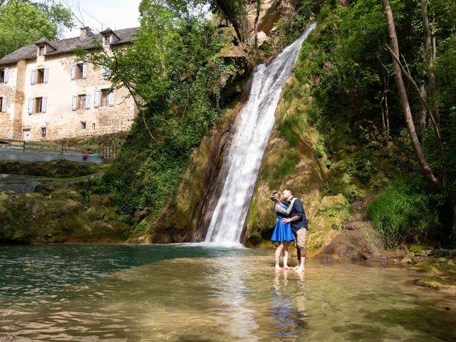 Le mariage de Etienne et Chrystel à Marcillac-Vallon, Aveyron 29