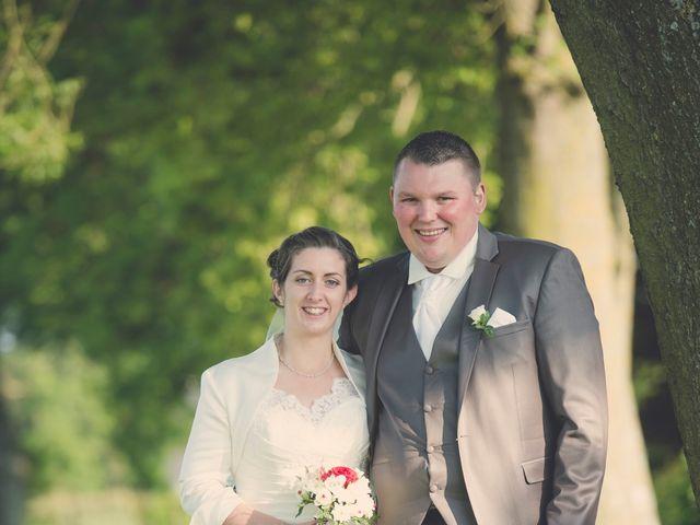 Le mariage de Eddy et Angèle à Friville-Escarbotin, Somme 4