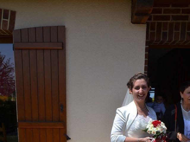 Le mariage de Eddy et Angèle à Friville-Escarbotin, Somme 12