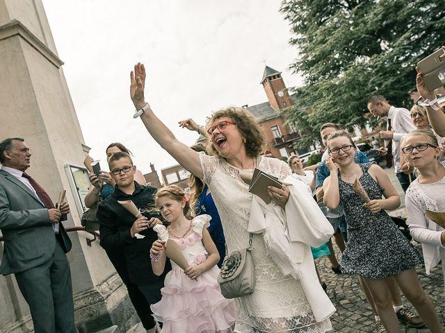 Le mariage de Gwenael et Amelie à Trith-Saint-Léger, Nord 56