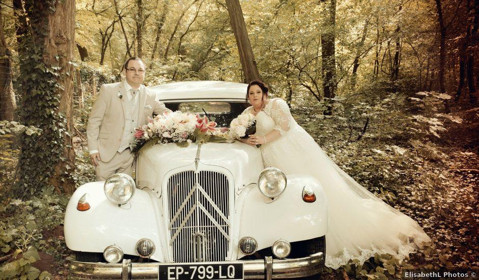 Le mariage de Guenaël et Cindy à Colombes, Hauts-de-Seine