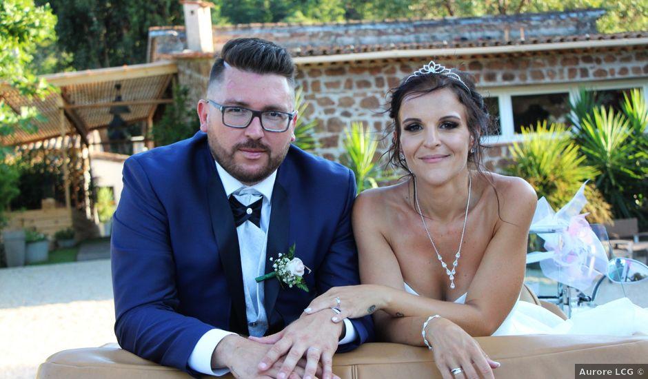 Le mariage de Fabien et Mia à Fréjus, Var