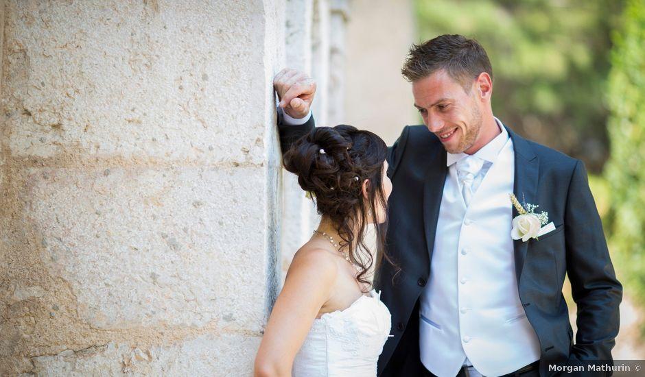 Le mariage de Gregory et Florence à Fuveau, Bouches-du-Rhône