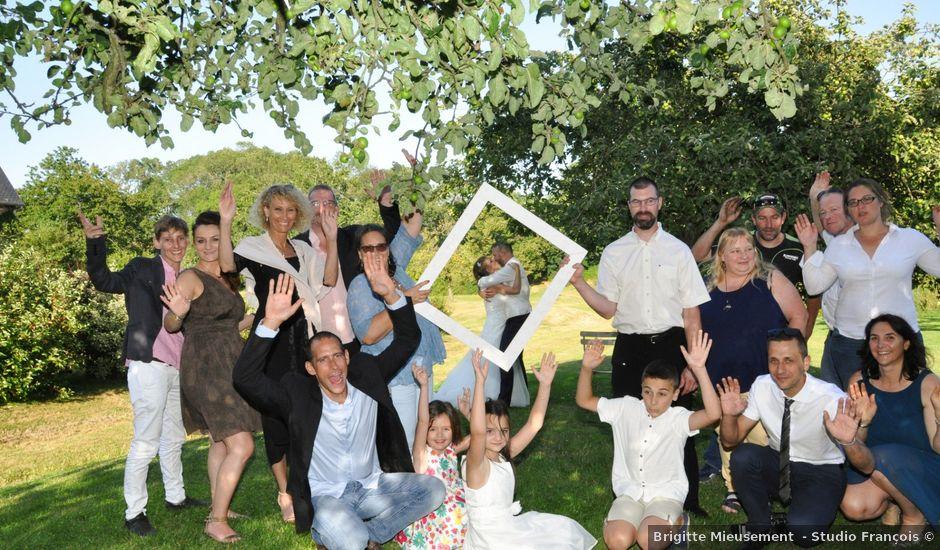Le mariage de Eric et Sandrine à Bolleville, Seine-Maritime