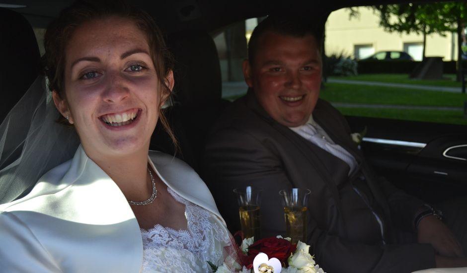 Le mariage de Eddy et Angèle à Friville-Escarbotin, Somme