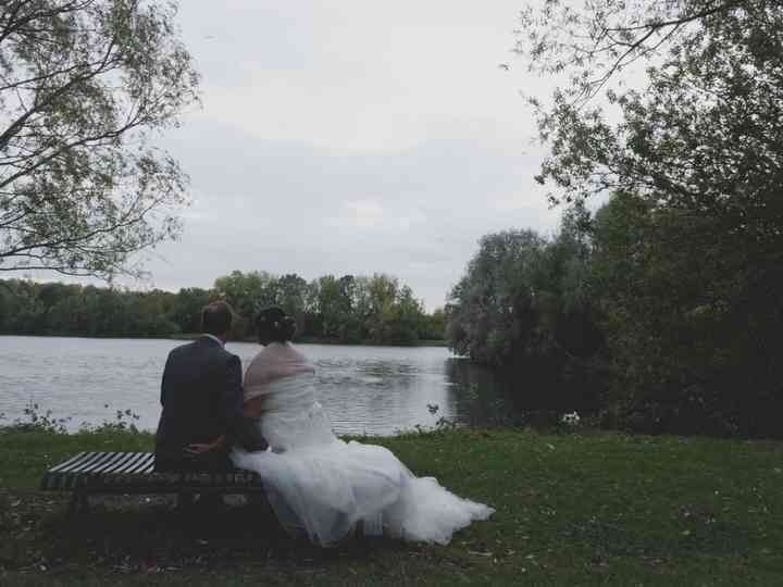 Le mariage de Karine et Thierry