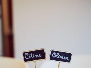 Le mariage de Céline et Olivier 1