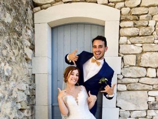 Le mariage de Cassandra et Quentin