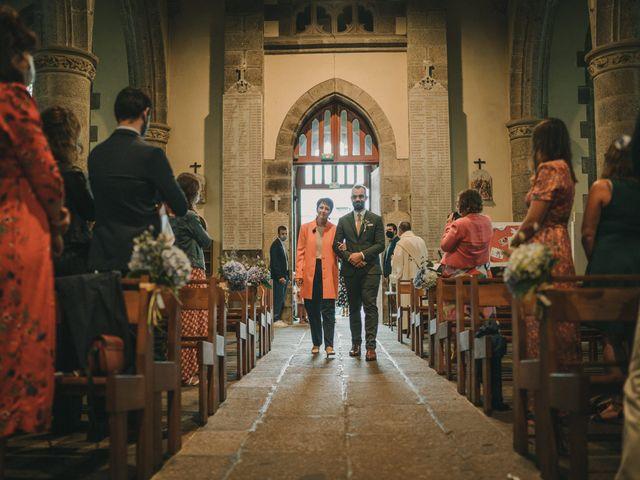 Le mariage de Alexis et Violette à Plouarzel, Finistère 2
