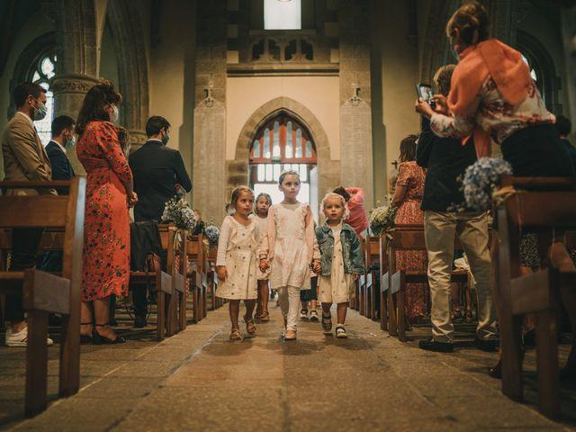 Le mariage de Alexis et Violette à Plouarzel, Finistère 5