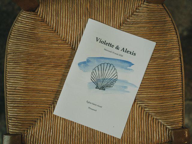 Le mariage de Alexis et Violette à Plouarzel, Finistère 23
