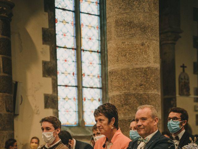 Le mariage de Alexis et Violette à Plouarzel, Finistère 28