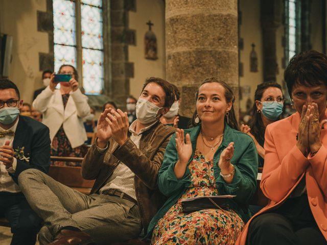 Le mariage de Alexis et Violette à Plouarzel, Finistère 47