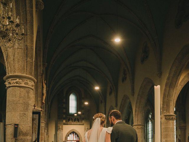Le mariage de Alexis et Violette à Plouarzel, Finistère 55