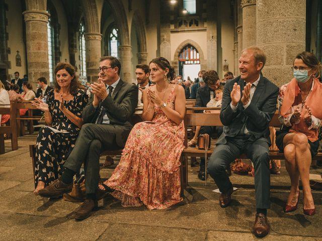 Le mariage de Alexis et Violette à Plouarzel, Finistère 62