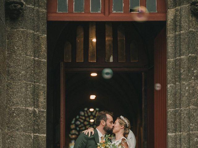 Le mariage de Alexis et Violette à Plouarzel, Finistère 66