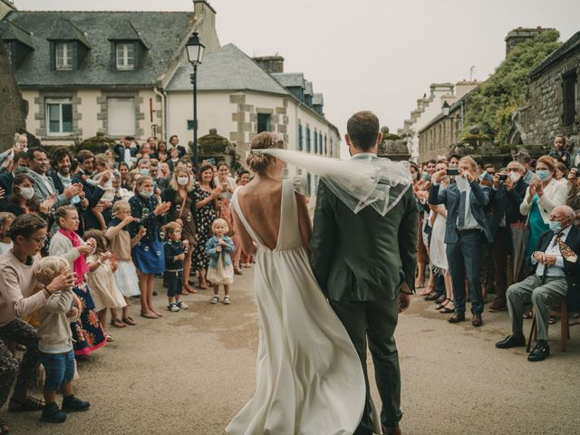 Le mariage de Alexis et Violette à Plouarzel, Finistère 67
