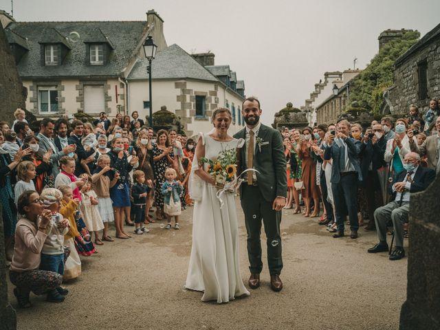 Le mariage de Alexis et Violette à Plouarzel, Finistère 68