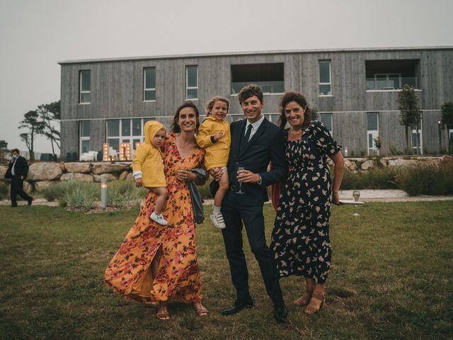 Le mariage de Alexis et Violette à Plouarzel, Finistère 86