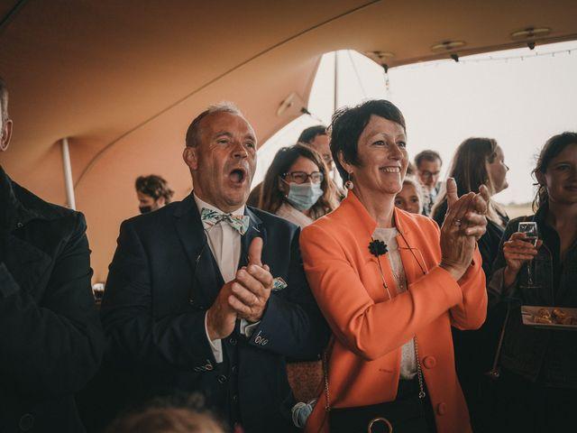 Le mariage de Alexis et Violette à Plouarzel, Finistère 98