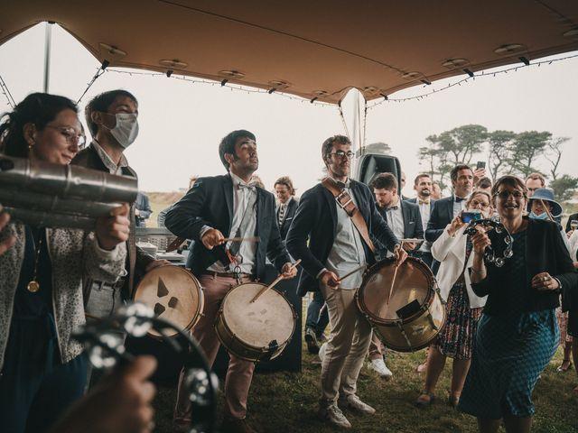 Le mariage de Alexis et Violette à Plouarzel, Finistère 100