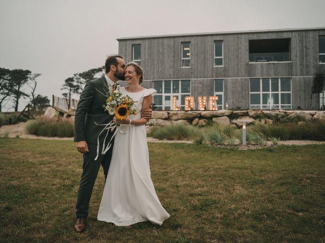 Le mariage de Alexis et Violette à Plouarzel, Finistère 111