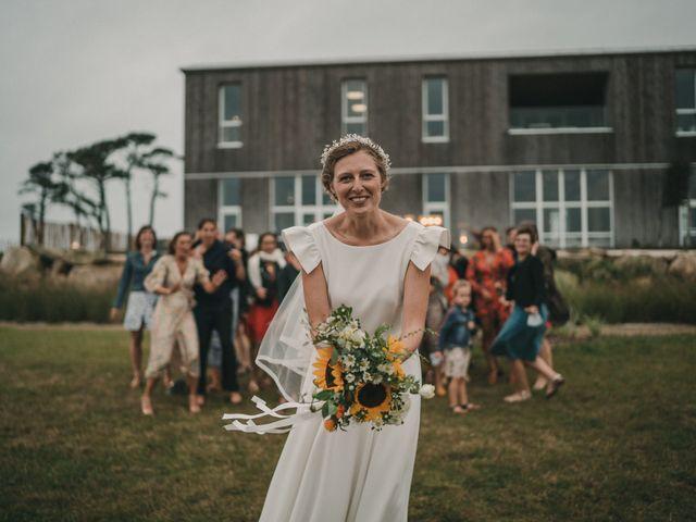 Le mariage de Alexis et Violette à Plouarzel, Finistère 131