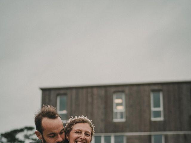 Le mariage de Alexis et Violette à Plouarzel, Finistère 136