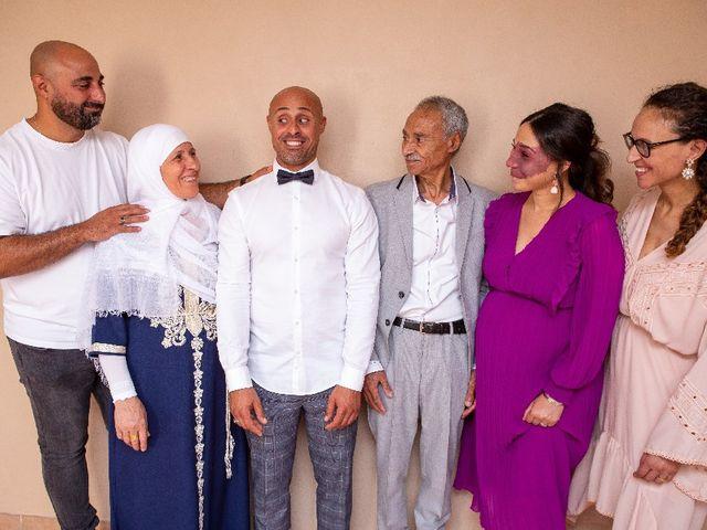 Le mariage de Halim et Meïssa à Le Puy-Sainte-Réparade, Bouches-du-Rhône 2