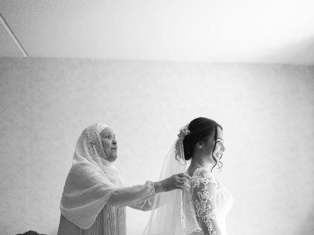 Le mariage de Halim et Meïssa à Le Puy-Sainte-Réparade, Bouches-du-Rhône 5