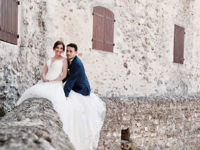 Le mariage de Quentin  et Cassandra à Solérieux, Drôme 1